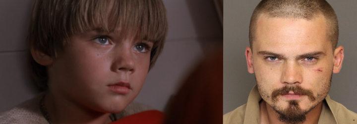 El antes y después de Jake Lloyd