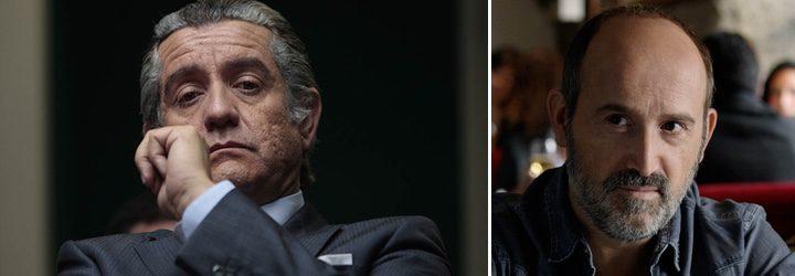 Pedro Casablanc y Javier Cámara