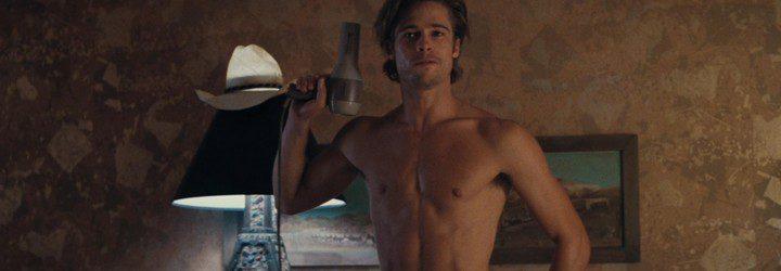 Brad Pitt en 'Thelma y Louise'
