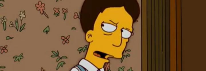 'El padrino' en 'Los Simpsons'