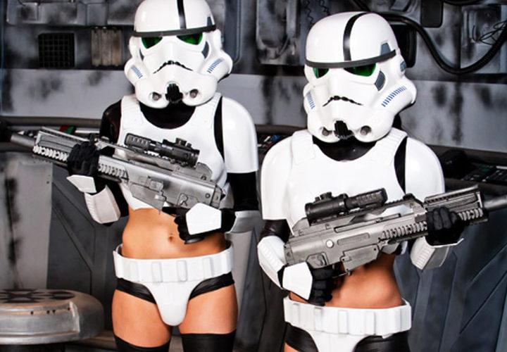 'Star Wars XXX: A Porn Parody'