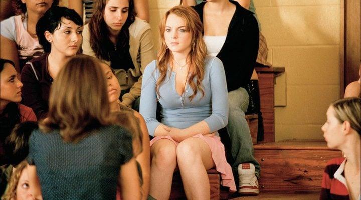 Lindsay Lohan en 'Chicas malas'