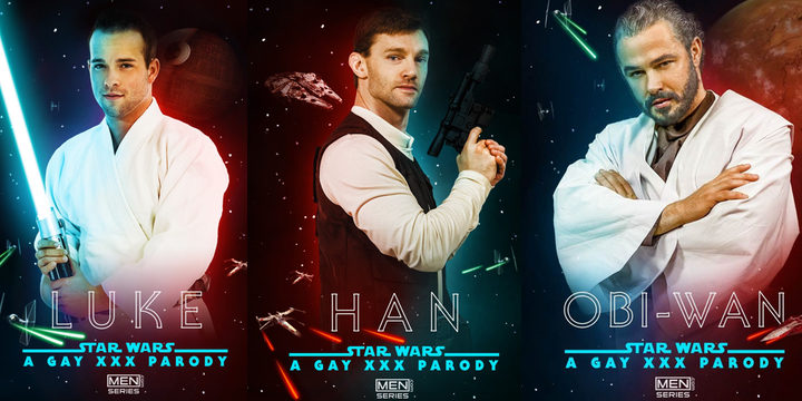 'Star Wars: A Gay XXX Parody'
