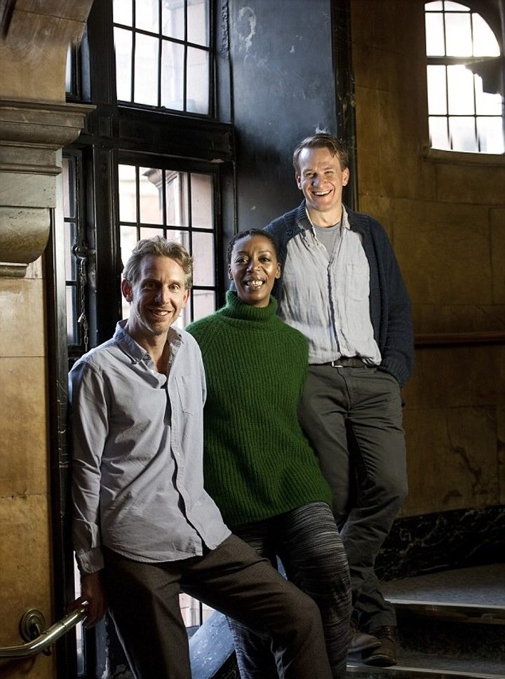 Reparto 'Harry Potter and the cursed Child'