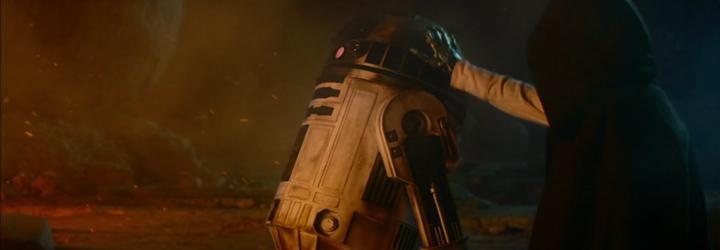 Luke 'El despertar de la fuerza'