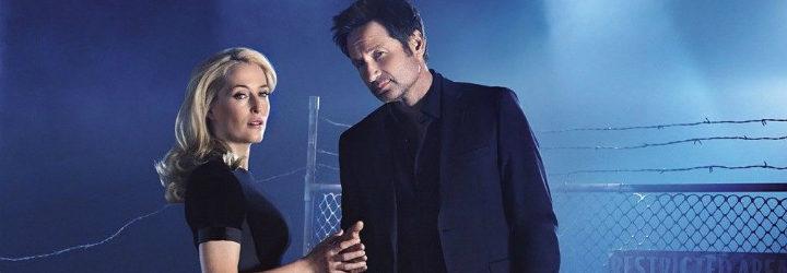Mulder y Scully en 2015