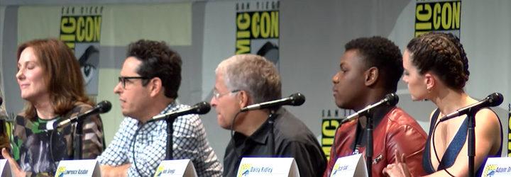 Panel de la Comic-Con de Star Wars
