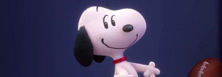 'Carlitos y Snoopy: La película de Peanuts'
