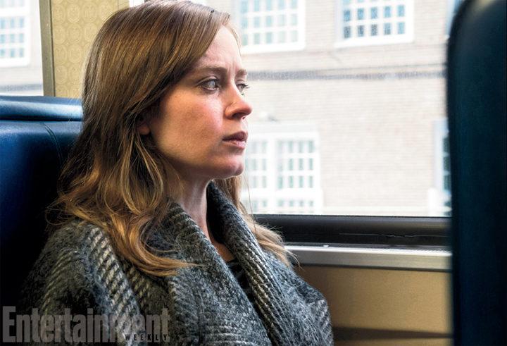Emily Blunt La chica del tren