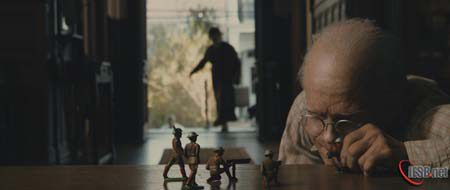 Nuevas imágenes de 'El curioso caso de Benjamin Button'