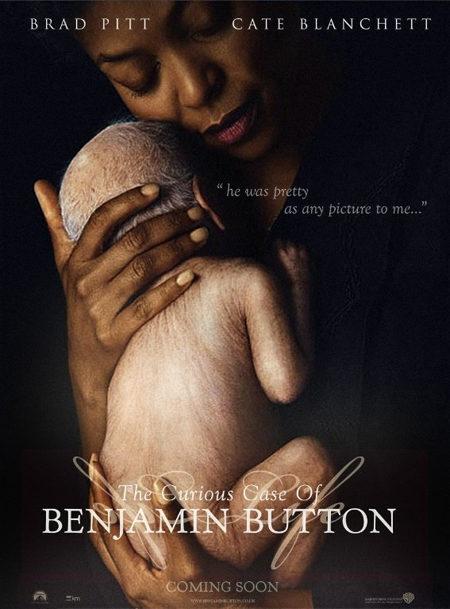 Dos carteles más de 'El curioso caso de Benjamin Button'