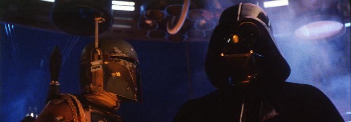 Boba Fett y Darth Vader