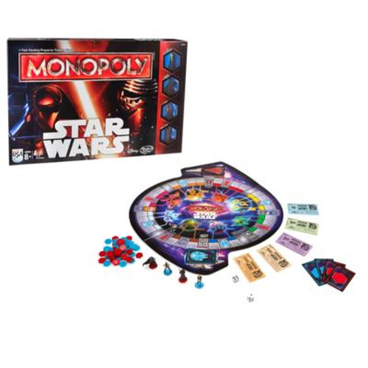 Monopoly de 'Star Wars'