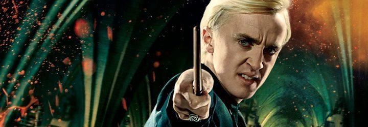Draco Malfoy en 'Harry Potter y las reliquias de la muerte: Parte 2'