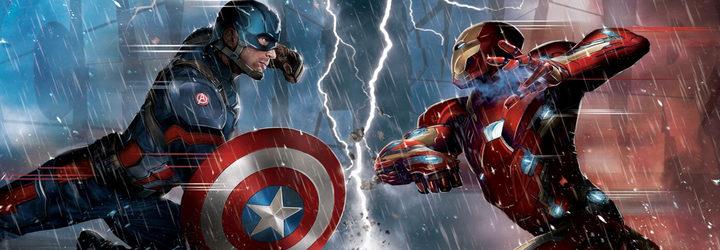 Imagen promocional 'Civil War'