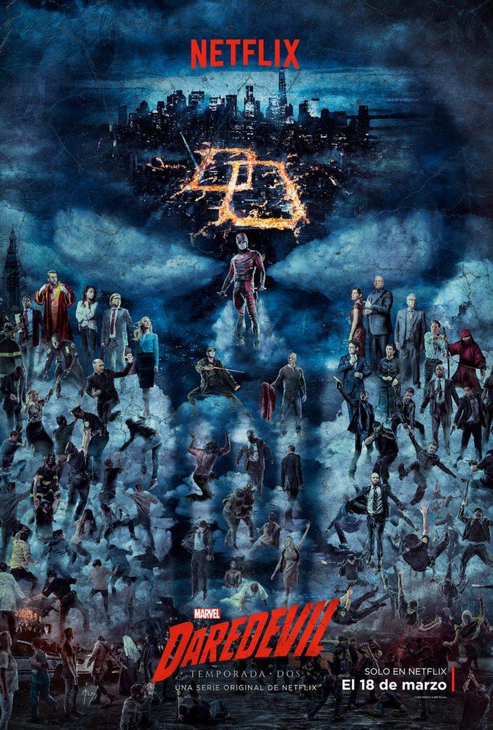 Segunda temporada 'Daredevil'