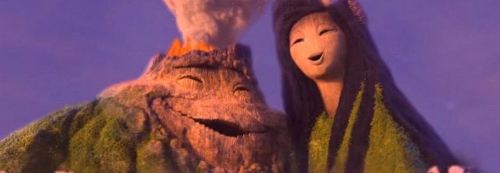 'Lava' de Pixar 1