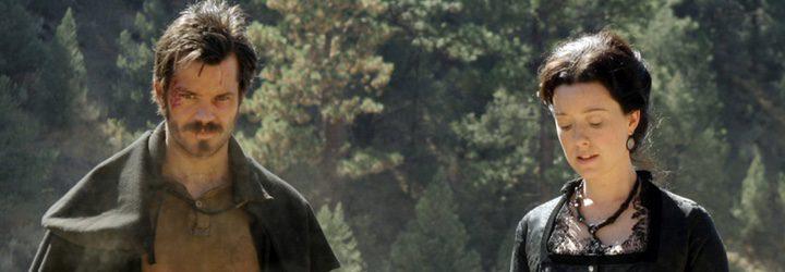 Fotograma de la primera temporada de 'Deadwood'
