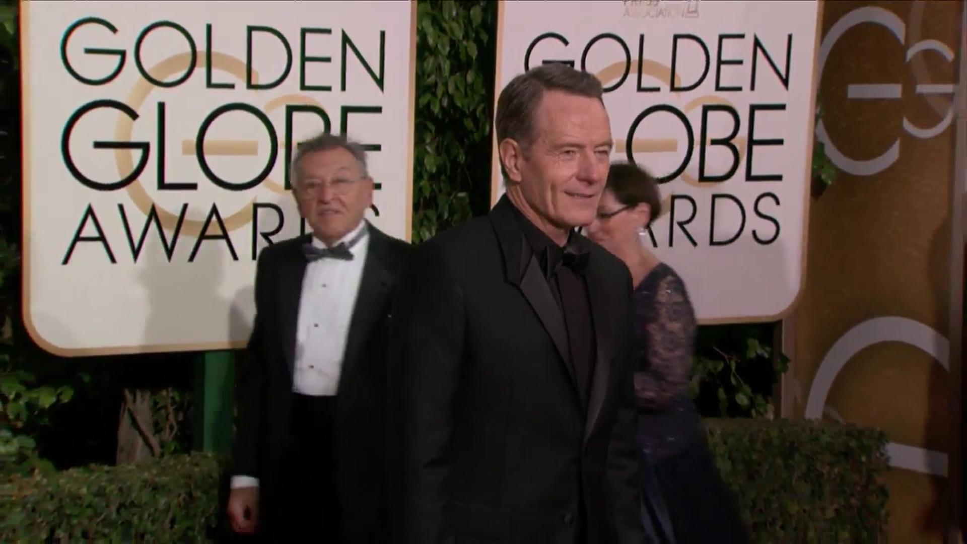 El actor posa sonriente a su llegada a la gala