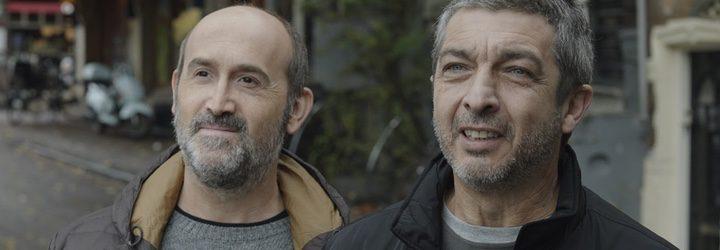 Ricardo Darín y Javier Cámara son los protagonistas de la última película de Cesc Gay