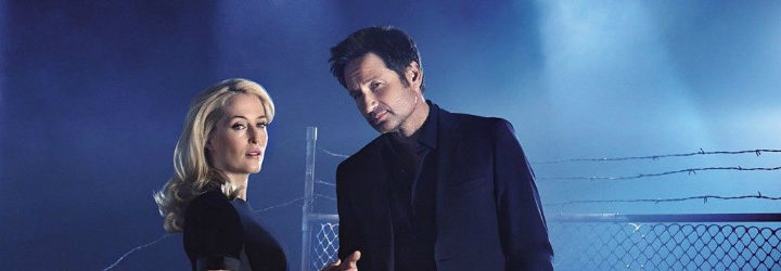 Mulder y Scully en 2016