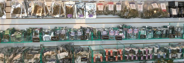 El nuevo proyecto de Lorre se ubica en una tienda legal de marihuana