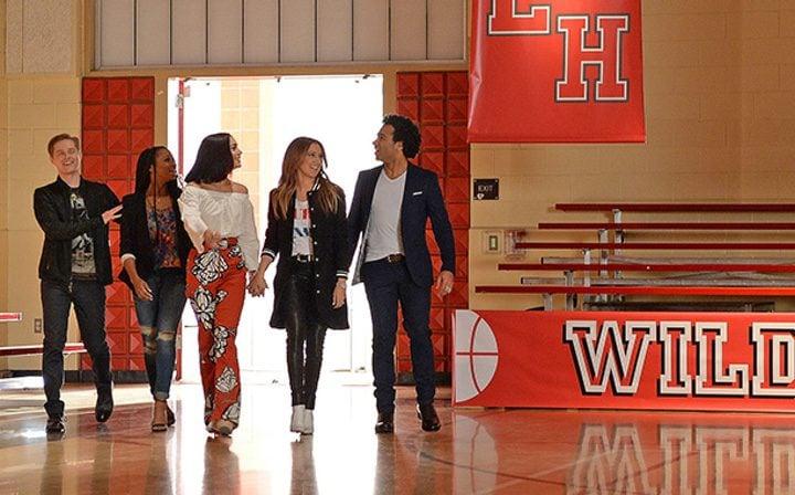 Reunión High School Musical