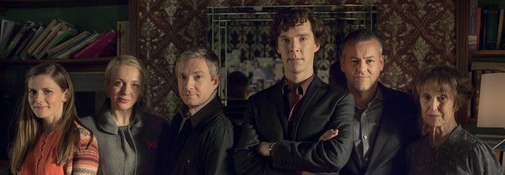 'Sherlock' lleva emitiendo capítulos desde 2010
