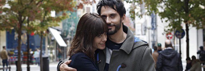 Alexandra Jiménez y Paco León son los dos protagonistas de 'Embarazados'