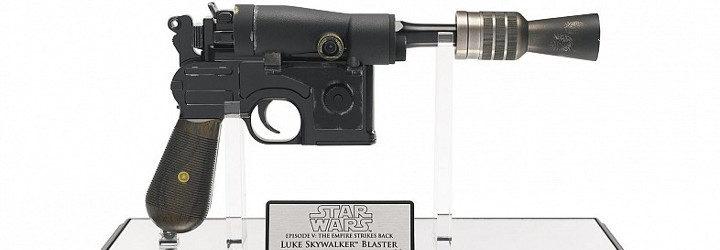 Bláster Luke Skywalker
