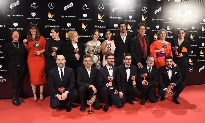 Ganadores Premios Feroz 2016