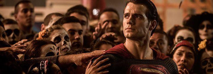 El actor Henry Cavill es el encargado de dar vida a Superman
