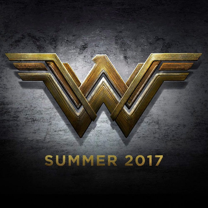 logo 'Wonder Woman'