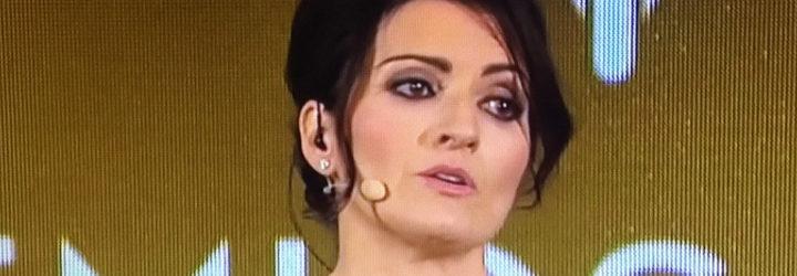 Silvia Abril en los Premios Feroz