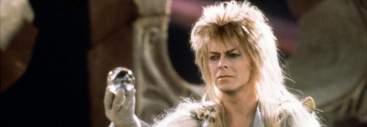 David Bowie en 'Dentro del laberinto'