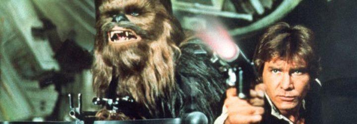 Chewbacca y Han Solo 'Star Wars'
