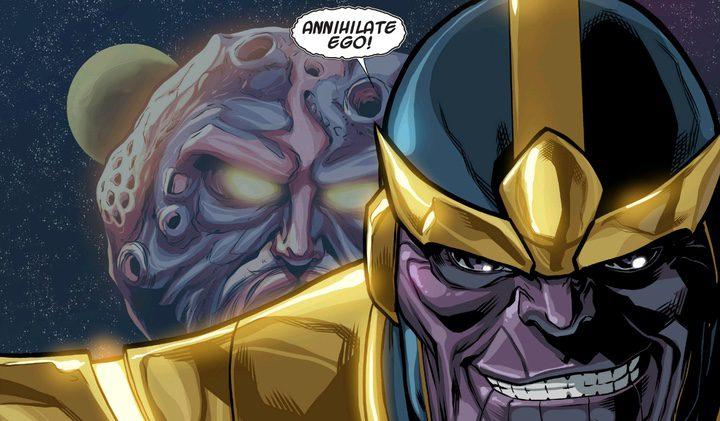 Ego y Thanos