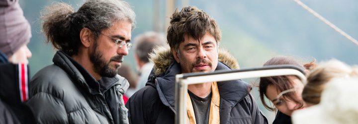 Benicio del Toro es uno de los actores principales de la última película de Fernando León de Aranoa
