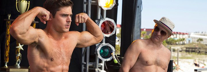 Zac Efron y Robert De Niro en 'Dirty Grandpa'