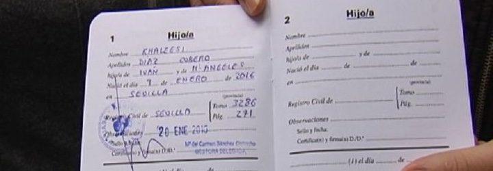Registro Civil primera Khaleesi de España