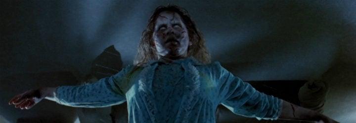 Linda Blair en 'El Exorcista'