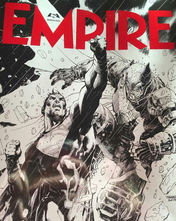 portada revista Empire marzo