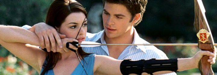 Anne Hathaway y Chris Pine en 'Princesa por sorpresa 2'
