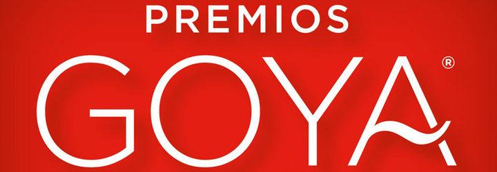 Logo de este año de los Premios Goya