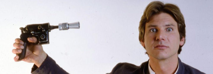 Harrison Ford como Han Solo en Star Wars