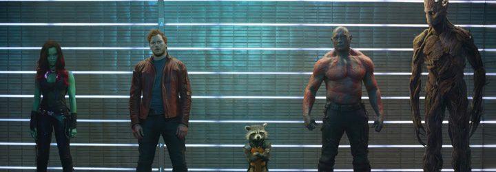 reparto 'Guardianes de la Galaxia