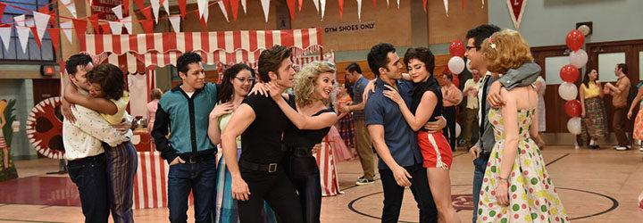 Los protagonistas de 'Grease: Live'