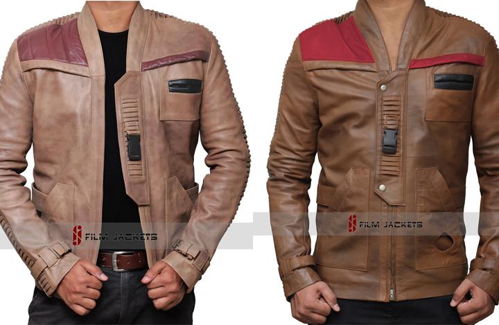 Réplica de la chaqueta de Poe Dameron en 'Star Wars: El despertar de la fuerza'