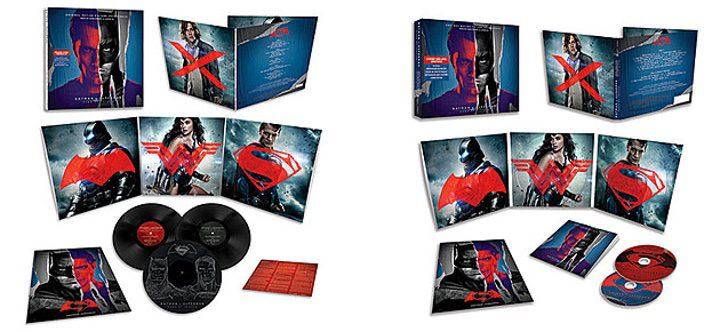 Banda sonora de Batman v Superman: El amanecer de la justicia