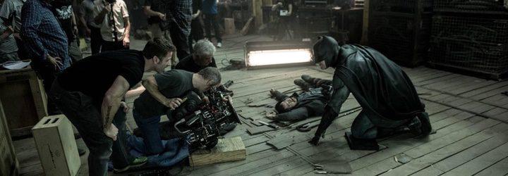 Fotografía durante el rodaje de la próxima película de Zack Snyder